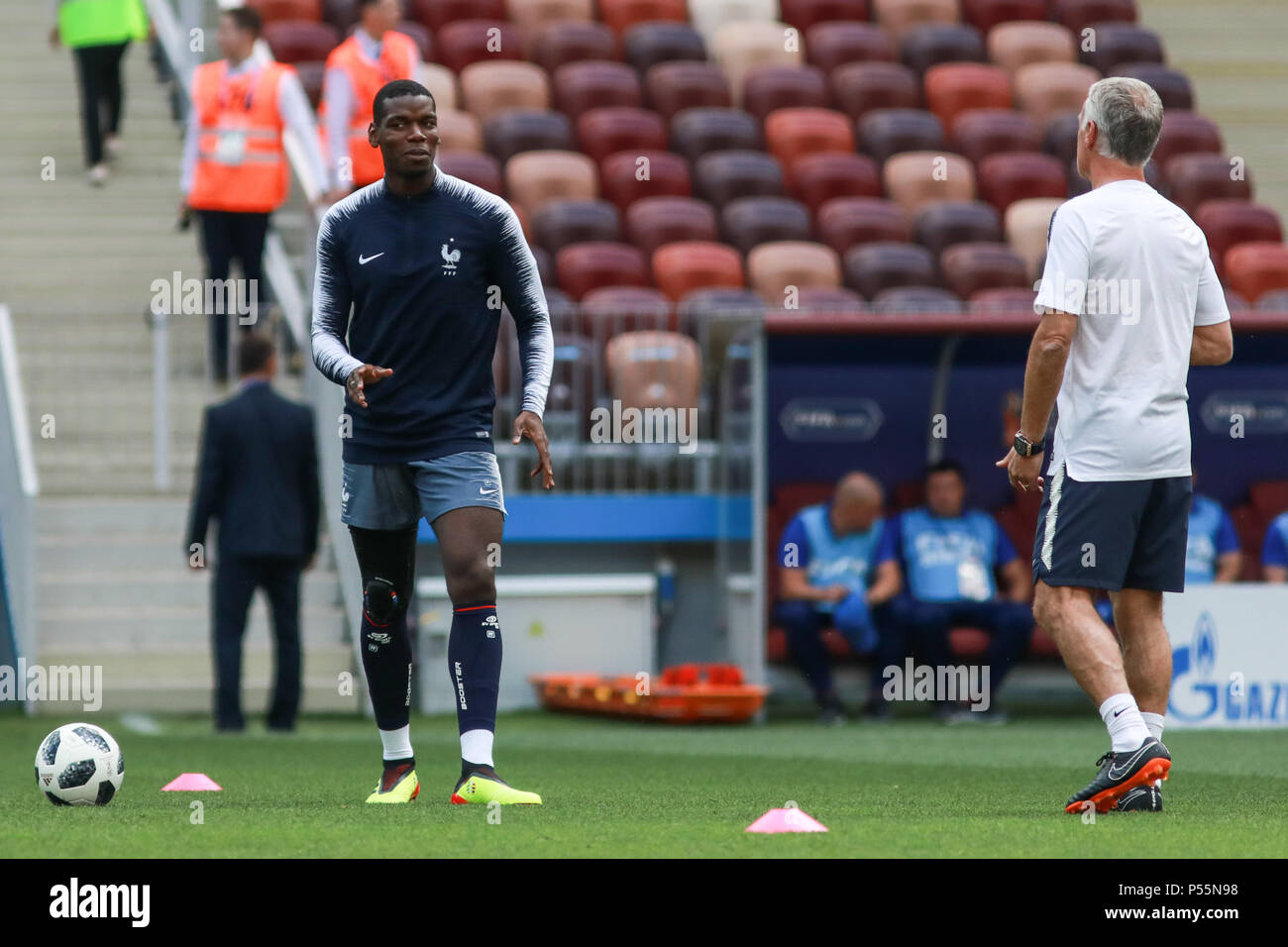 956e244420 French Didier Deschamps Stock Photos   French Didier Deschamps Stock ...