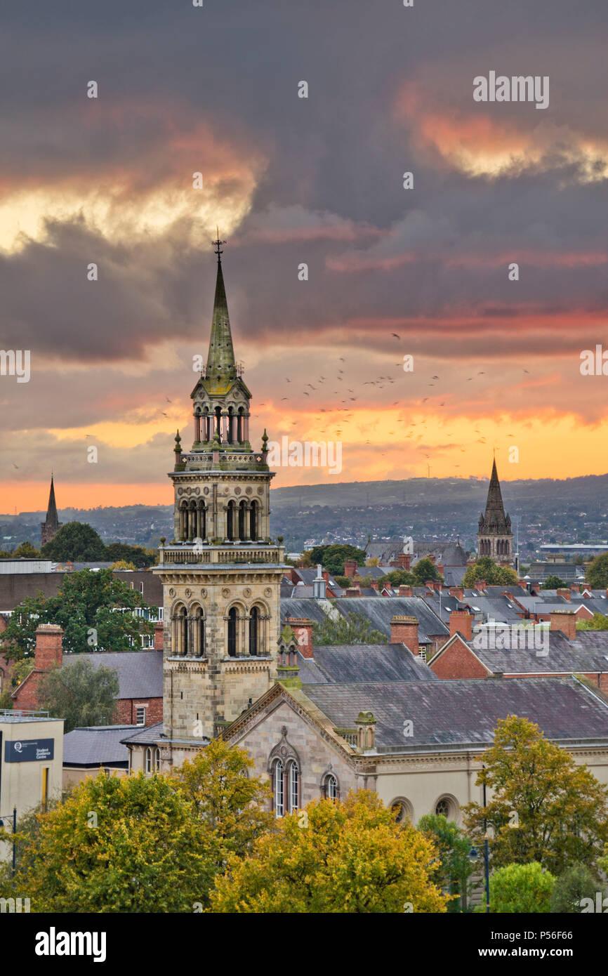 Elmwood Hall, Belfast - Stock Image