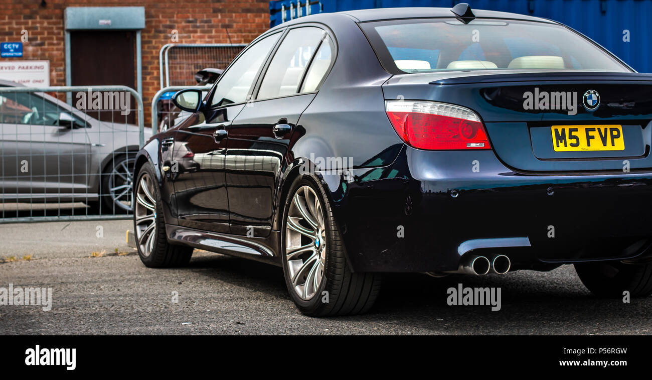 Bmw E60 High Resolution Stock Photography And Images Alamy
