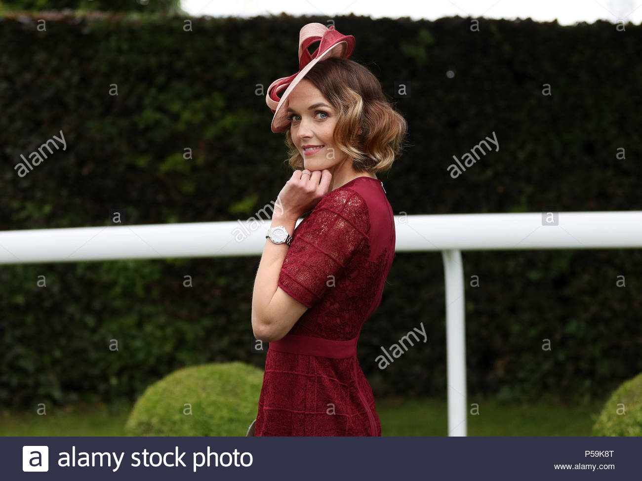 "File photo dated 02/06/18 of Victoria Pendleton, who has said she feels ""psychologically and physiologically damaged"" since having to pull out of a Mount Everest climb attempt earlier this year. - Stock Image"