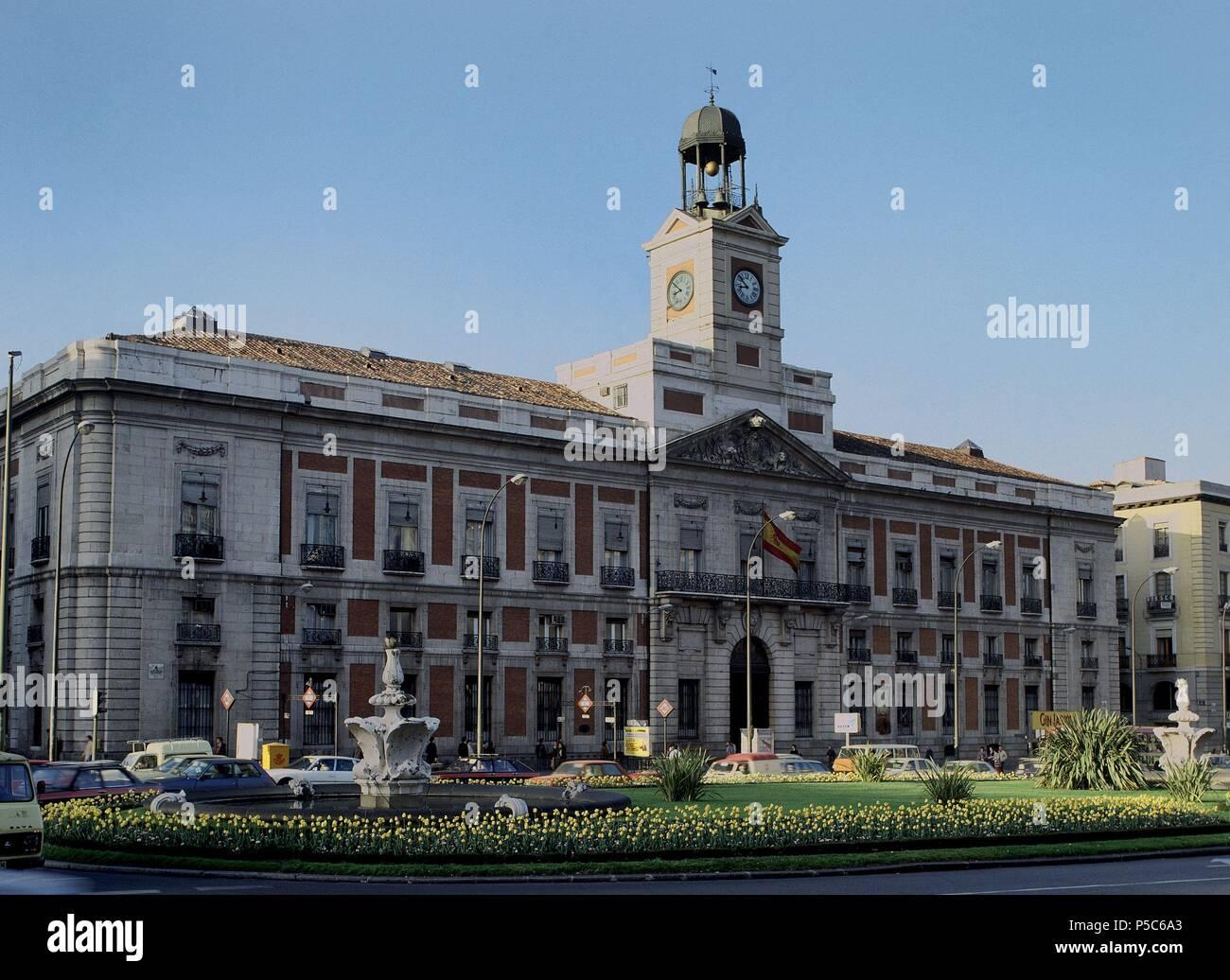 Puerta Real La Corua Antigua T