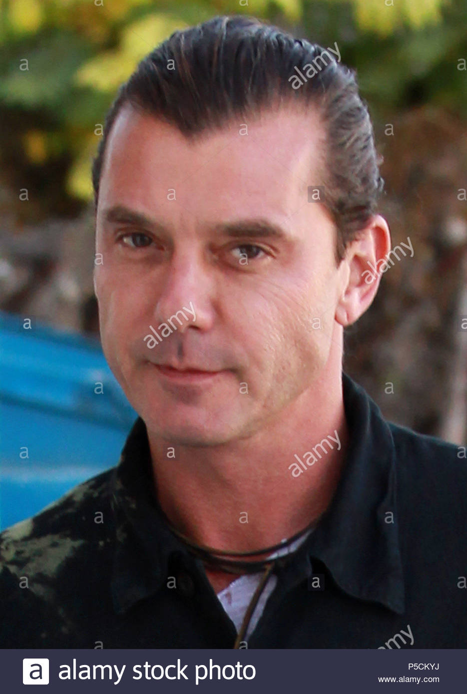 Gavin Rossdale. NO JUST JARED USAGE<BR/> Still wearing his wedding ...