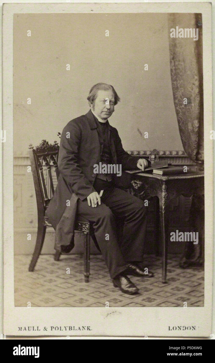 By Maull Polyblank Albumen Carte De Visite Early Mid 1860s