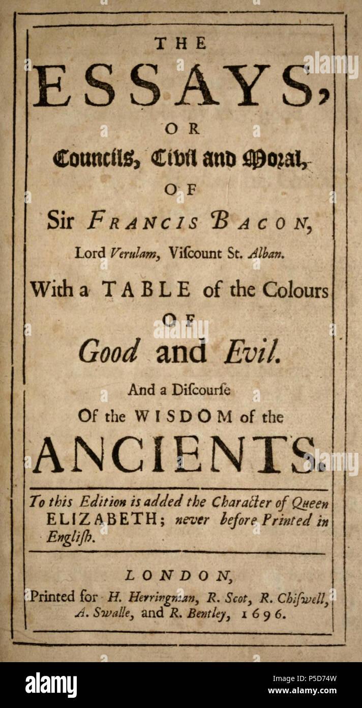 francis bacon birth and death