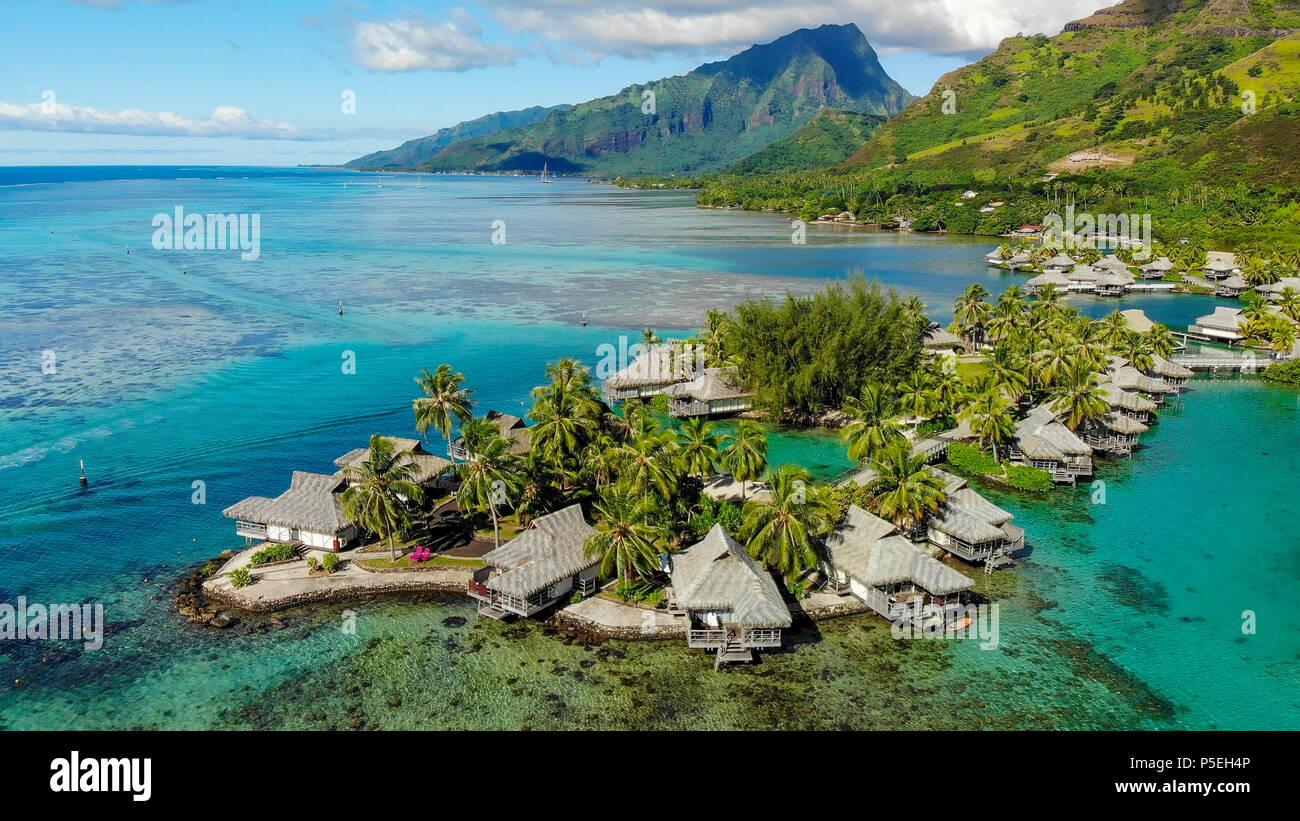 Intercontinental Moorea Resort Moorea French Polynesia