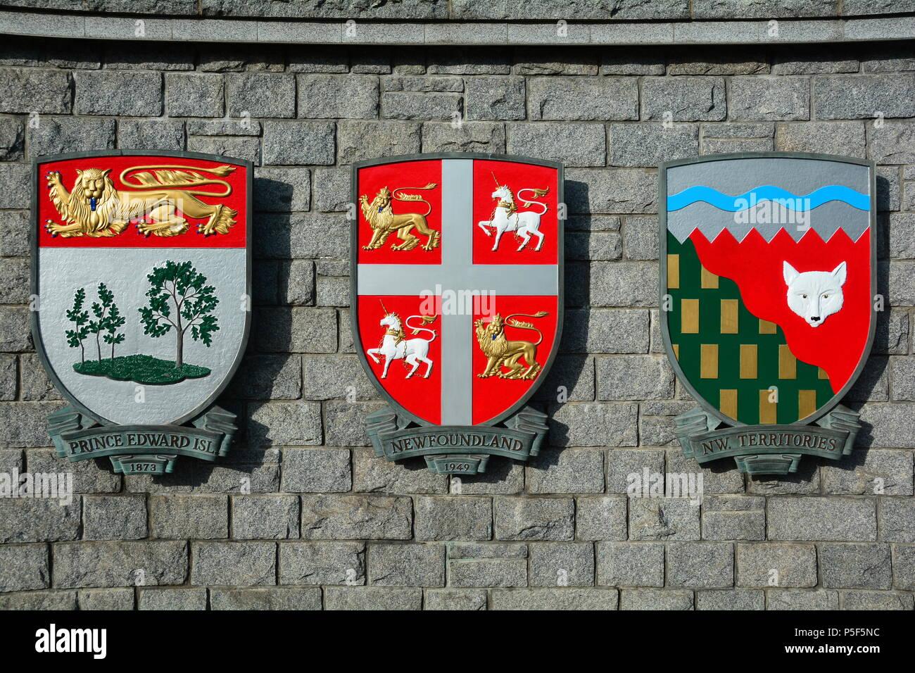 Canadian Symbols Stock Photos & Canadian Symbols Stock