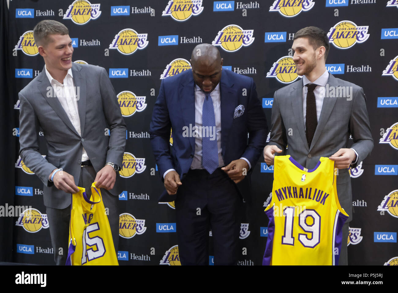 f9add941a ... Los Angeles Lakers president of basketball operations