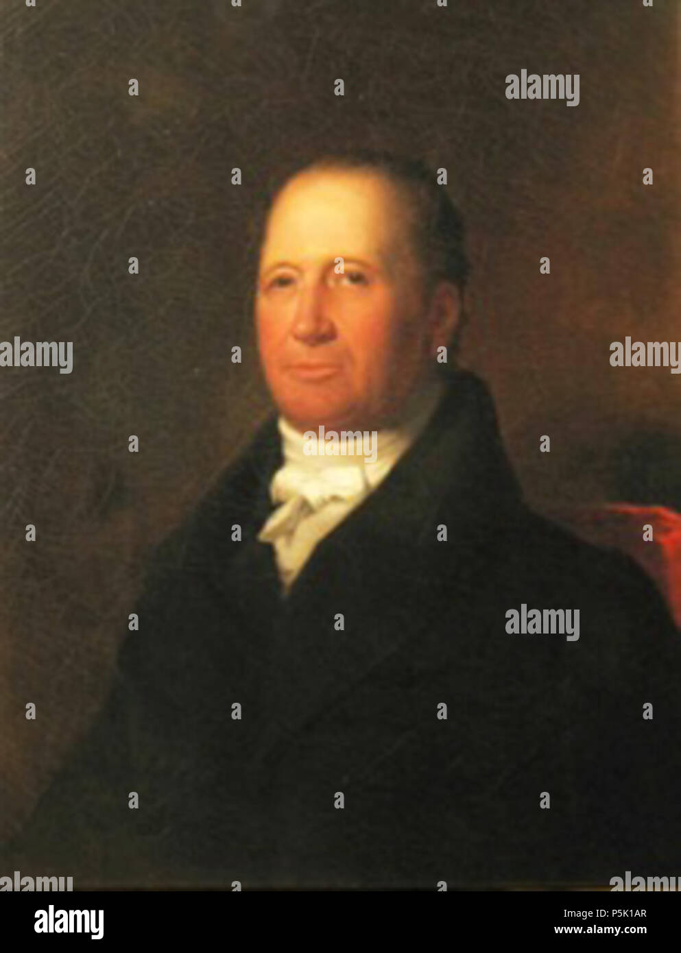 N/A. Portrait of 'Chancellor Theodorick Bland (1776-1846)'     John Wesley Jarvis  (1781–1839)     Alternative names John Jarvis; Jarvis  Description American portrait painter  Date of birth/death 1780 1840  Location of birth/death South Shields New York City  Authority control  : Q3182713 VIAF:30715649 ISNI:0000 0001 1755 3494 ULAN:500008614 LCCN:nr92020585 GND:133033295 WorldCat 324 Chancellor Theodorick Bland - Stock Image