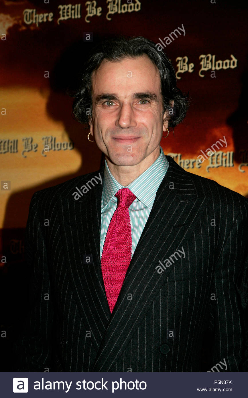 Daniel Day-Lewis. The premiere of 'There Will Be Blood ...