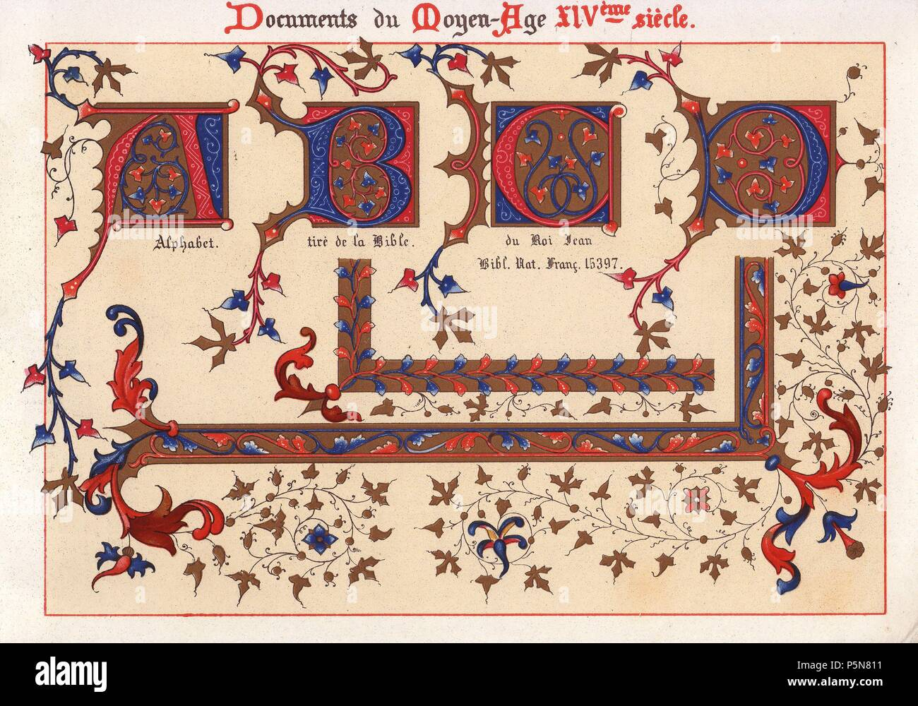 alphabet-from-the-illuminated-bible-of-king-john-from-the-bibliotheque-nationale-de-france-15397-ernest-guillot-ornementation-des-manuscrits-au-moyen-age-ornamentation-from-manuscripts-of-the-middle-ages-1897-chromolithograph-P5N811.jpg