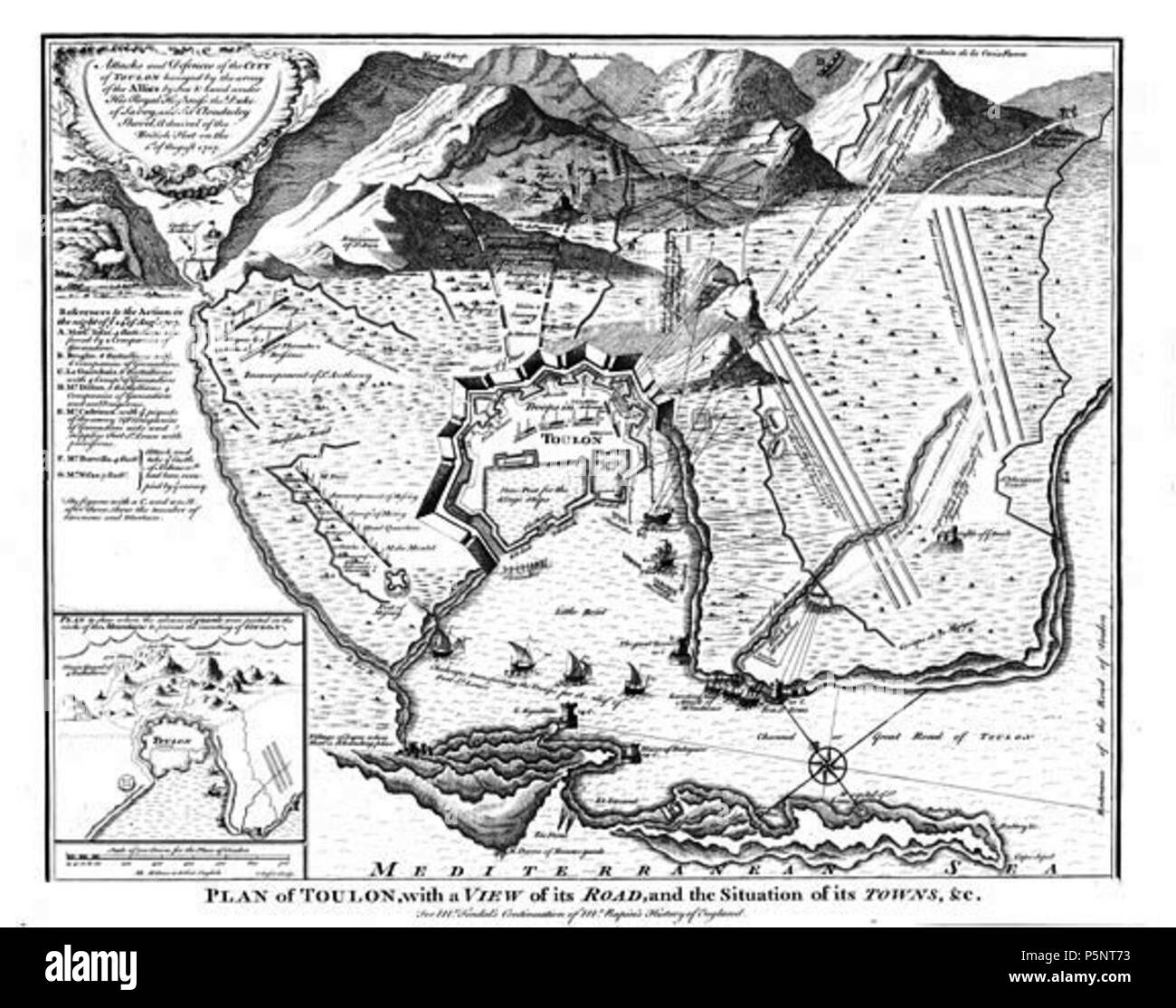 Amazing Toulon Map Pics - Printable Map - New - bartosandrini.com
