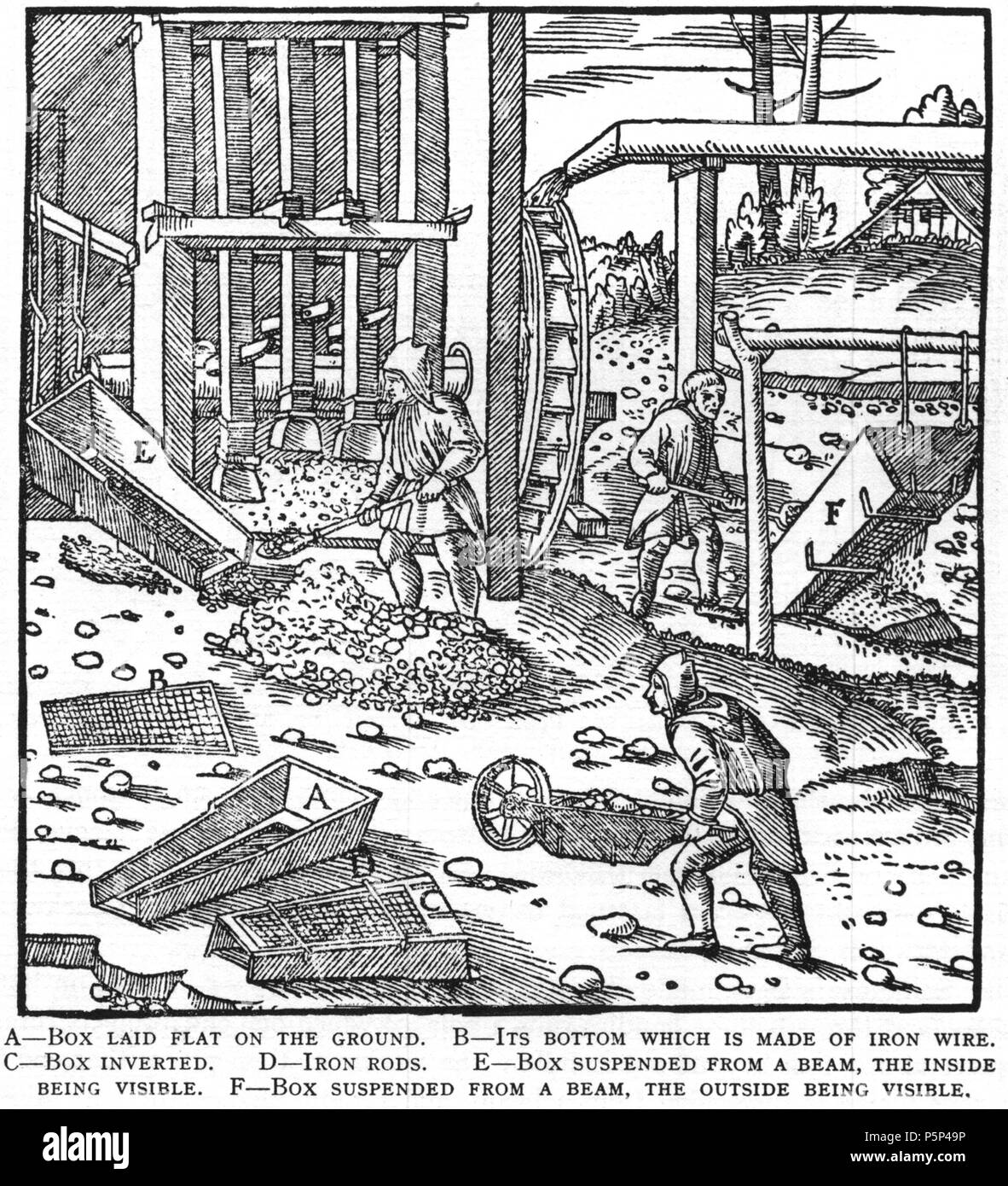 n a woodcut illustration from de re metallica by ge ius agricola Redes En Accion n a woodcut illustration from de re metallica by ge ius agricola this is a 300dpi scan from the 1950 dover edition of the 1913 hoover translation of the