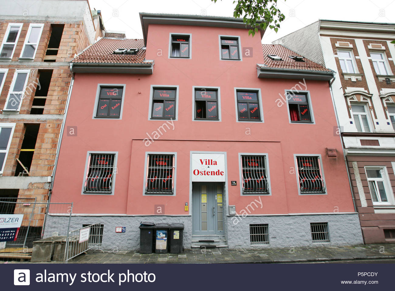 ... Villa Ostende in Linz Austria that Josef Fritzl frequented. The owner Peter Stolz is pictured inside with pictures of the Su0026M chambers in the cellar. & Villa Ostende. Pictures of the brothel Villa Ostende in Linz Austria ...