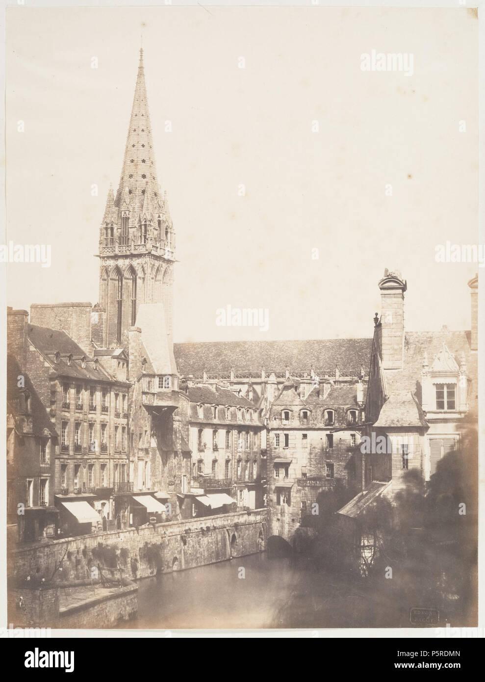 N A Francais Rue Des Petits Murs A Caen Avant La Couverture De La