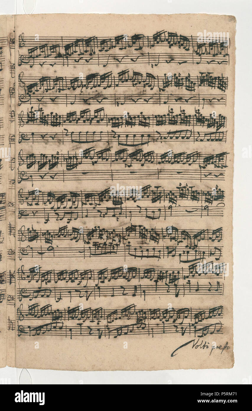 J S Bach Stock Photos & J S Bach Stock Images - Alamy