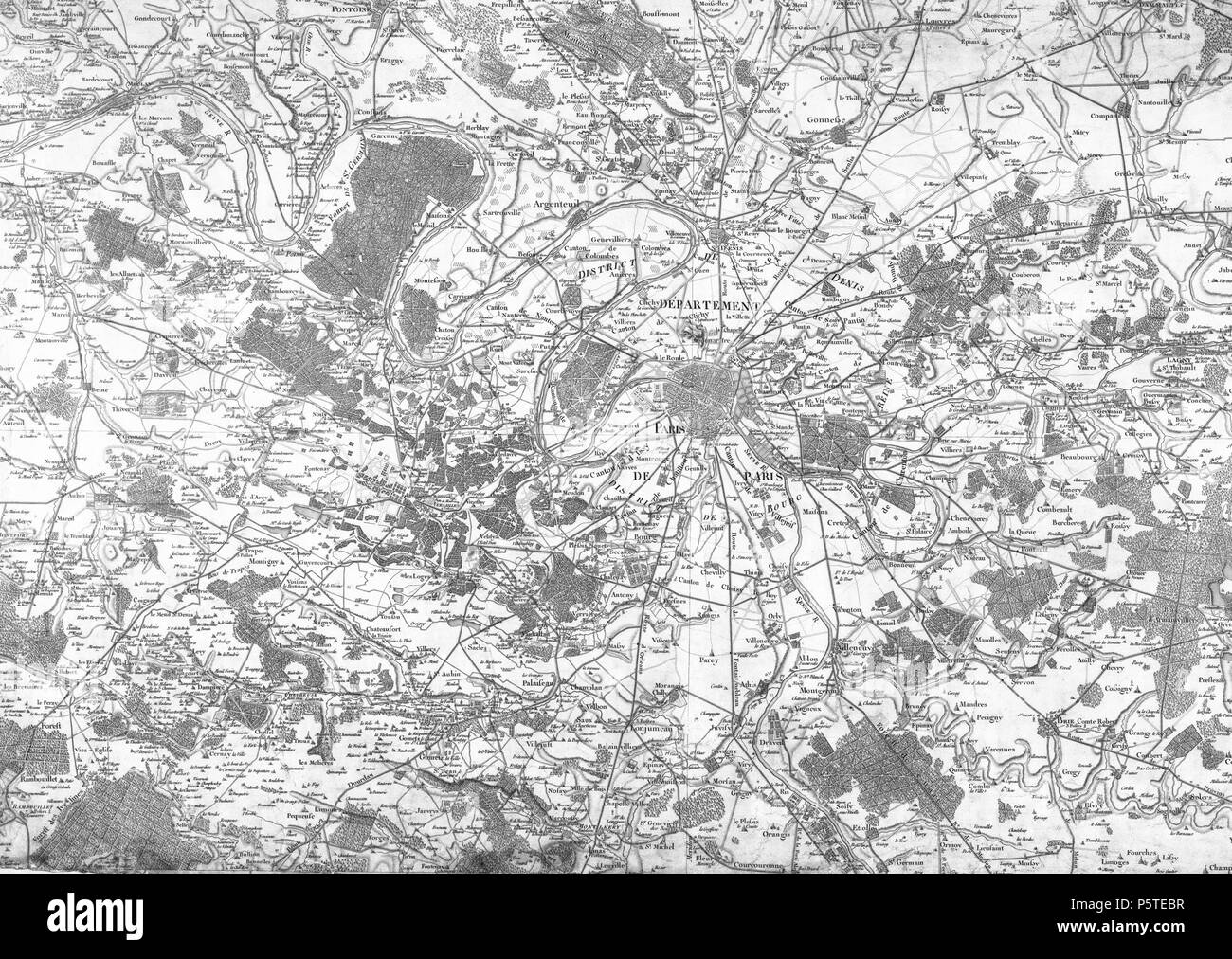 Carte De Black And White Stock Photos Images Alamy