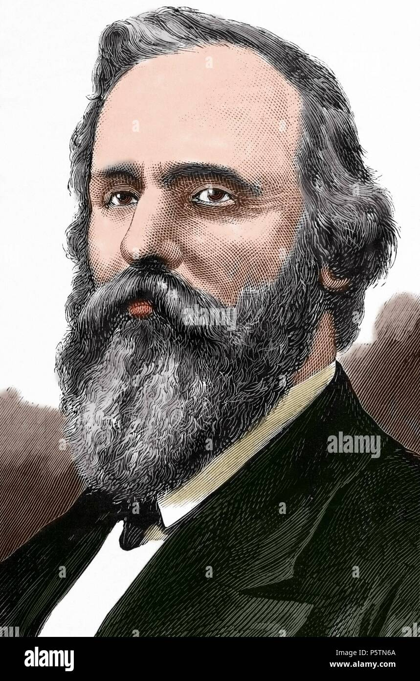 Rutherford b hayes 1822 1893 19th president of the united states