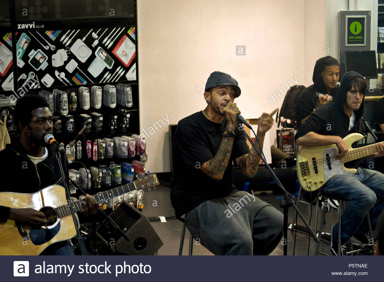 Travis Mccoy And Gym Class Heroes American Hip Hop Band Gym Class