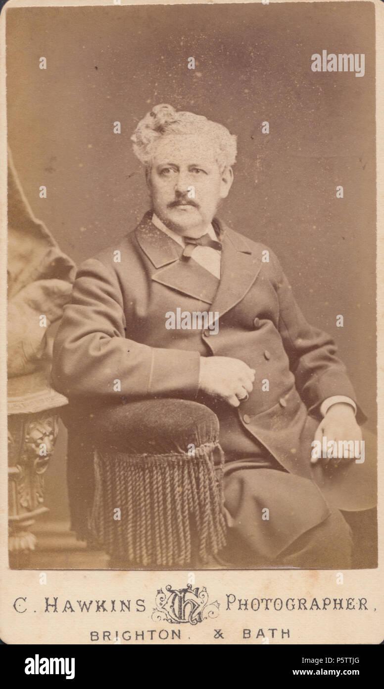 Brighton CDV Carte De Visite Of A Victorian Gentleman