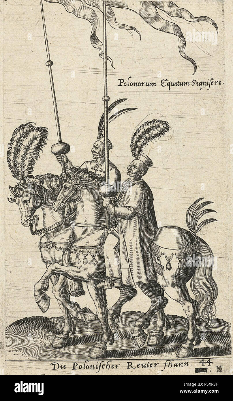 N/A. English: Polish standards bearers . 16th century.   Abraham de Bruyn (–1587)  Alternative names Abraham De Bruyn  Description Dutch painter, engraver and goldsmith  Date of birth/death between 1538 and 1540 1587  Location of birth/death Antwerp Cologne  Work location Breda (1570–1576); Cologne (1577–1587)  Authority control  : Q2821866 VIAF:34726681 ISNI:0000 0001 2127 6450 ULAN:500008141 Open Library:OL7178538A GND:123467411 482 Du Polonischer Reuter fhann Stock Photo