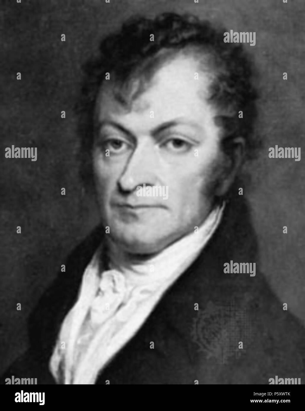 N/A. Deutsch: Edward Livingston (1764-1836), US-Außenminister. 1805. John Trumbull (1756-1843) 493 EdLivingston - Stock Image