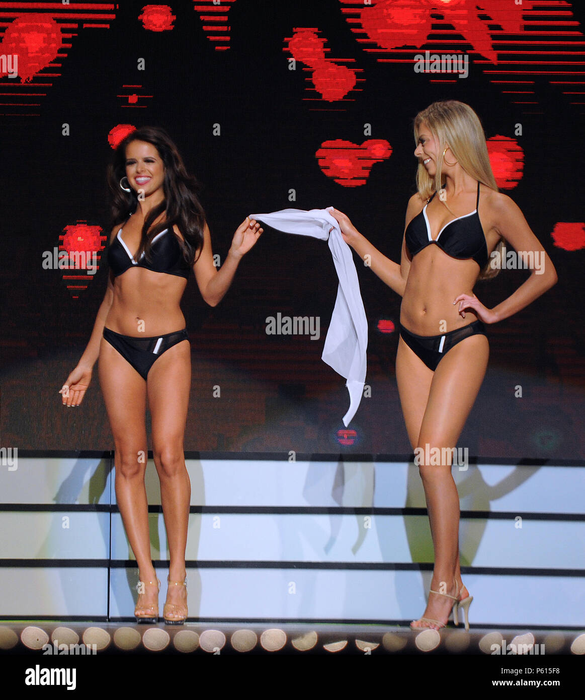 Amy Yip Playboy miss florida usa stock photos & miss florida usa stock