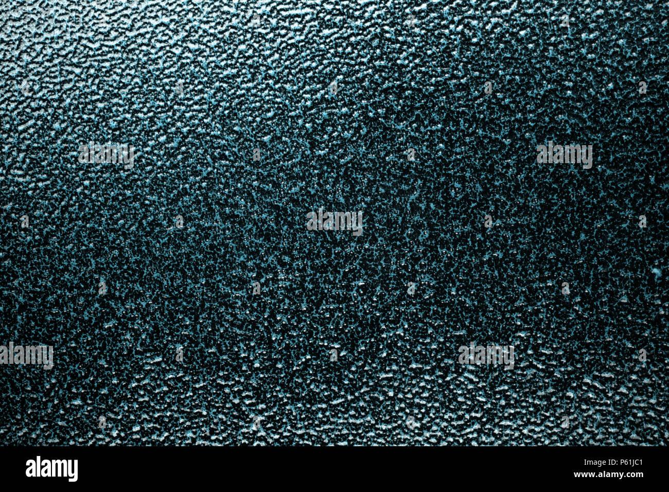 close up shot of shiny metal surface. - Stock Image