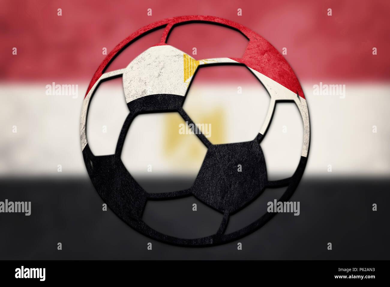 26266513a Egypt National Football Team Stock Photos & Egypt National Football ...