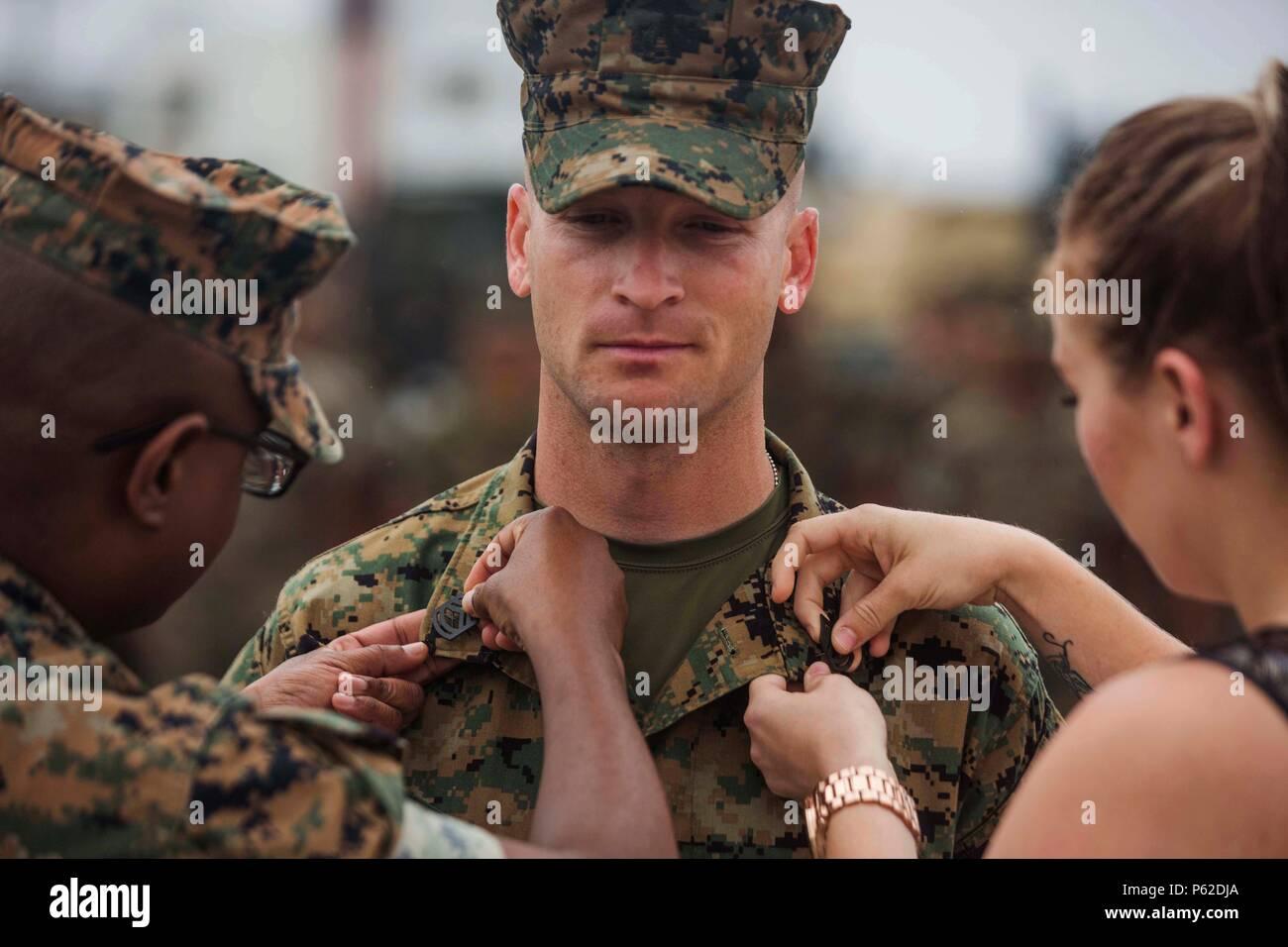 Gunnery Sergeant Stock Photos & Gunnery Sergeant Stock