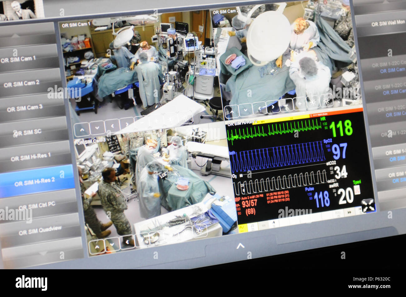 399th Combat Support Hospital Stock Photos & 399th Combat Support