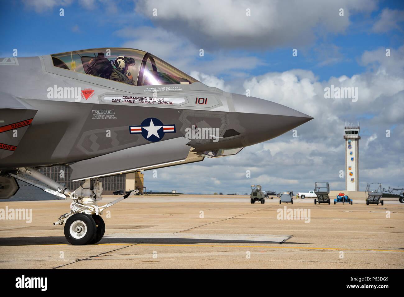 An f 35 aircraft arrives april 15 at hill force base utah the