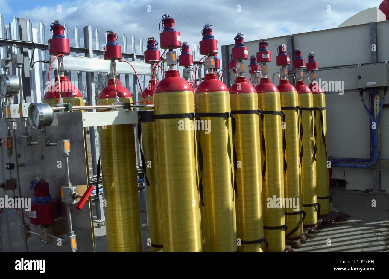 Hydrogen Filling Station Stock Photos Amp Hydrogen Filling