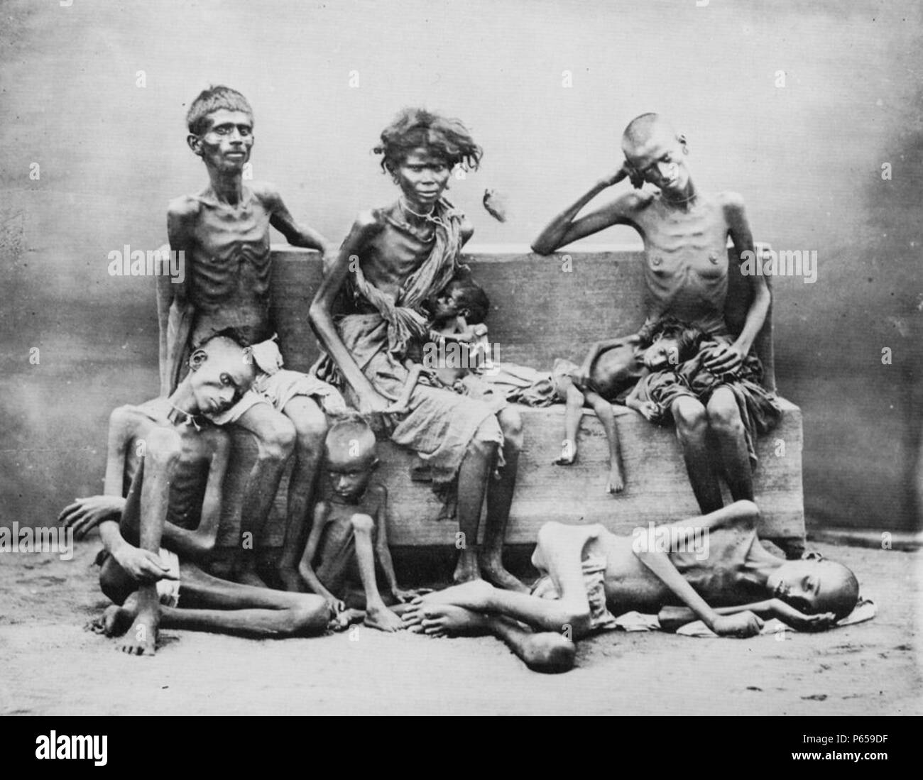 1876 1877 1878 1879 Famine Genocide in India Madras under British colonial  rule 2.