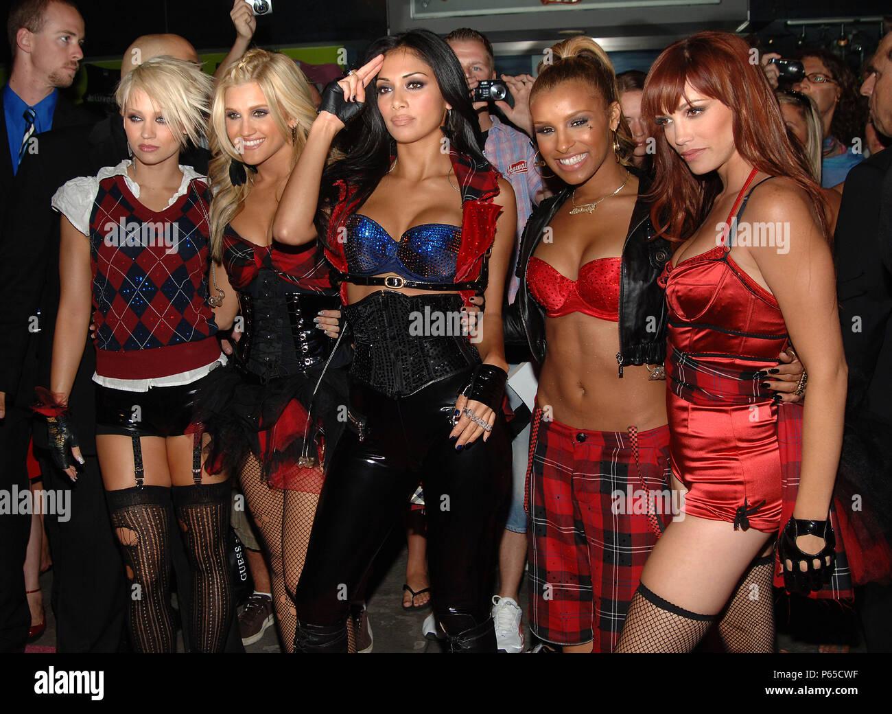 Jessica Sutta Pussycat Dolls