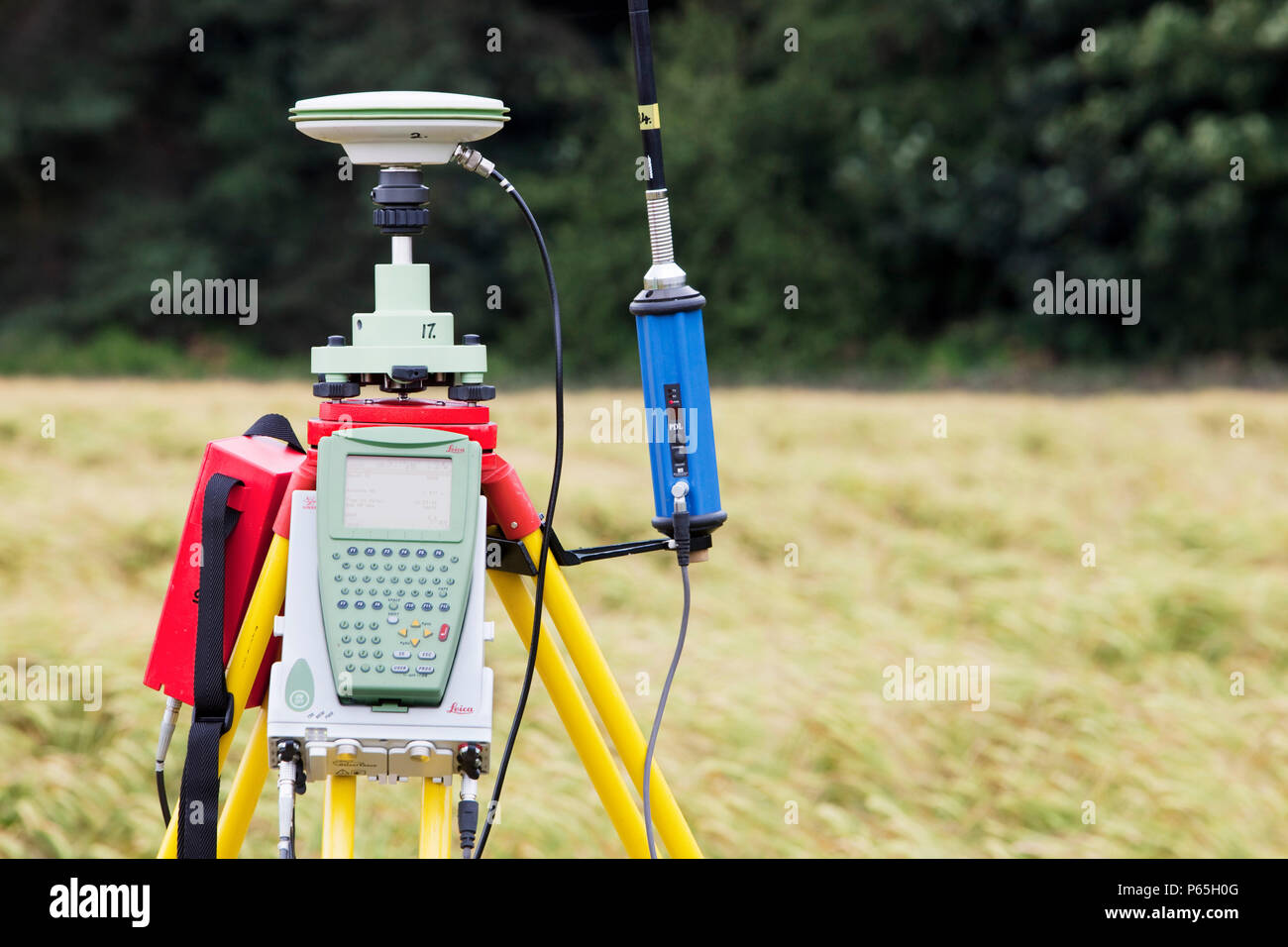 Differential Gps Stock Photos & Differential Gps Stock Images - Alamy