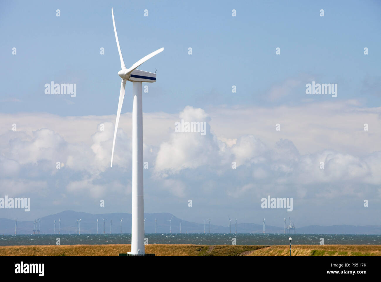 cumbria wind farms