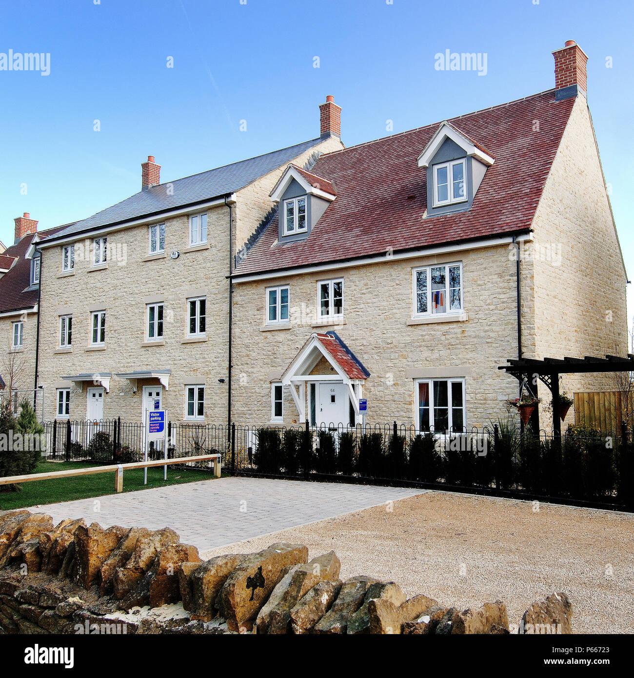 Luxury Modern Build House, UK