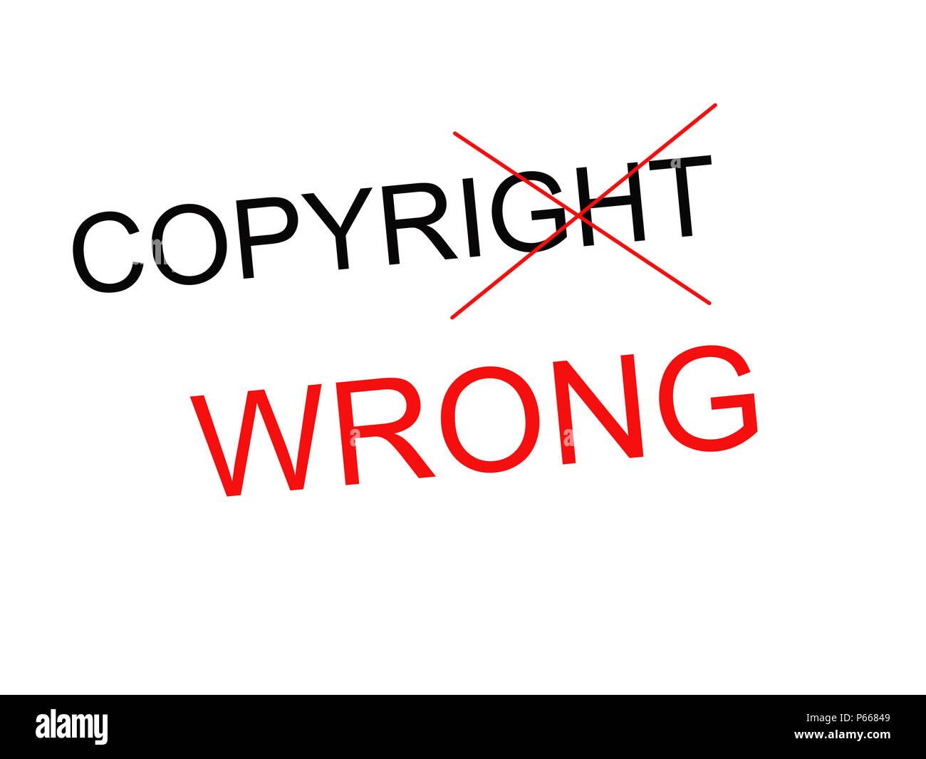 Controversial EU copyright directive. - Stock Image