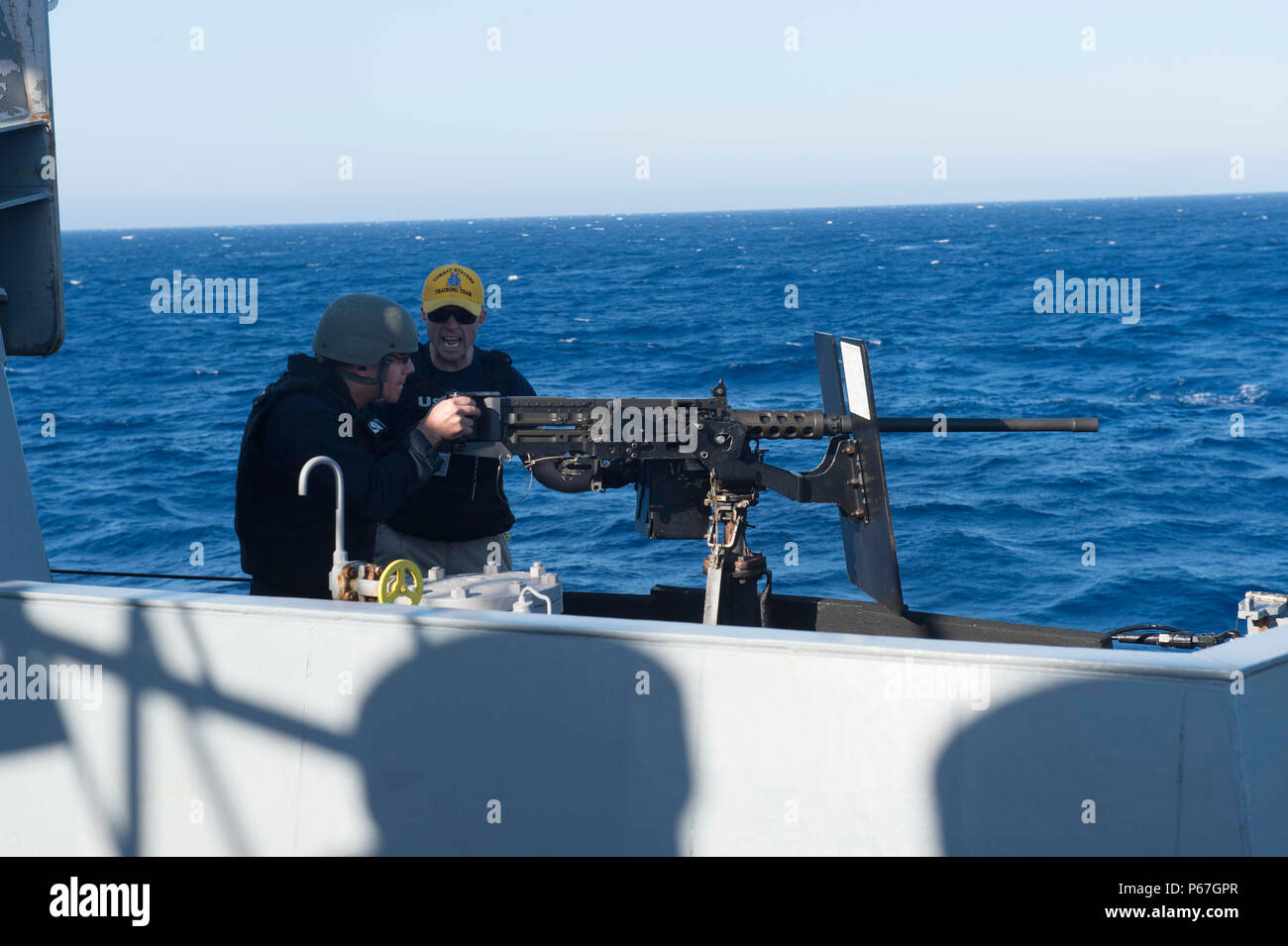 New Chief For Mediterranean Fleet Stock Photos & New Chief