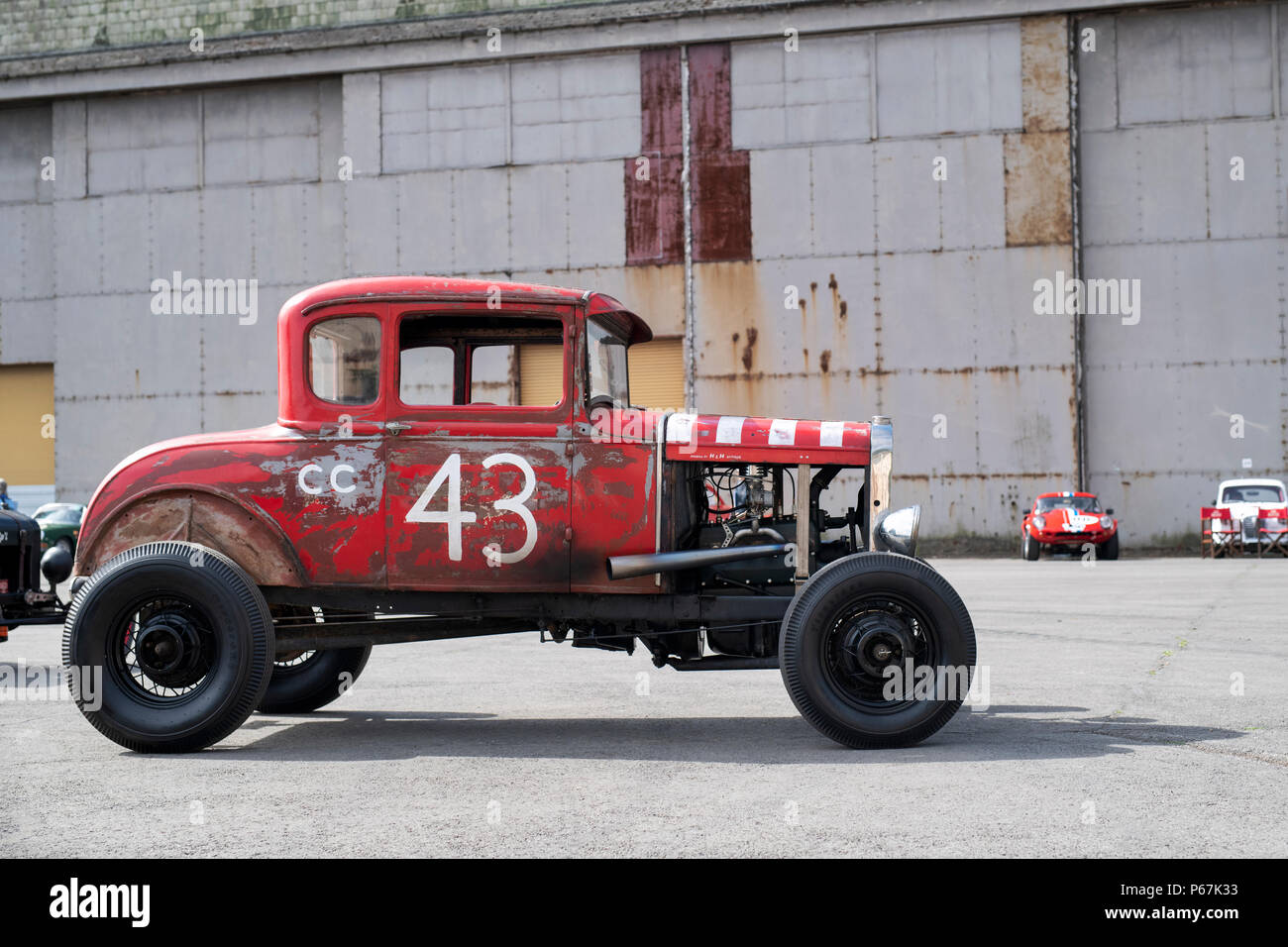 Ford Coupe Hot Rod High Resolution Stock Photography And Images Alamy