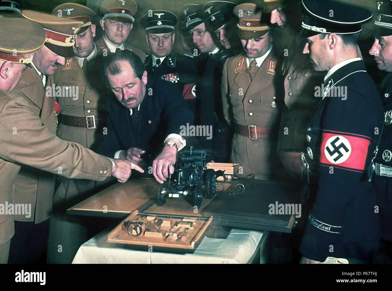 Adolf Hitler Colour Stock Photos & Adolf Hitler Colour Stock