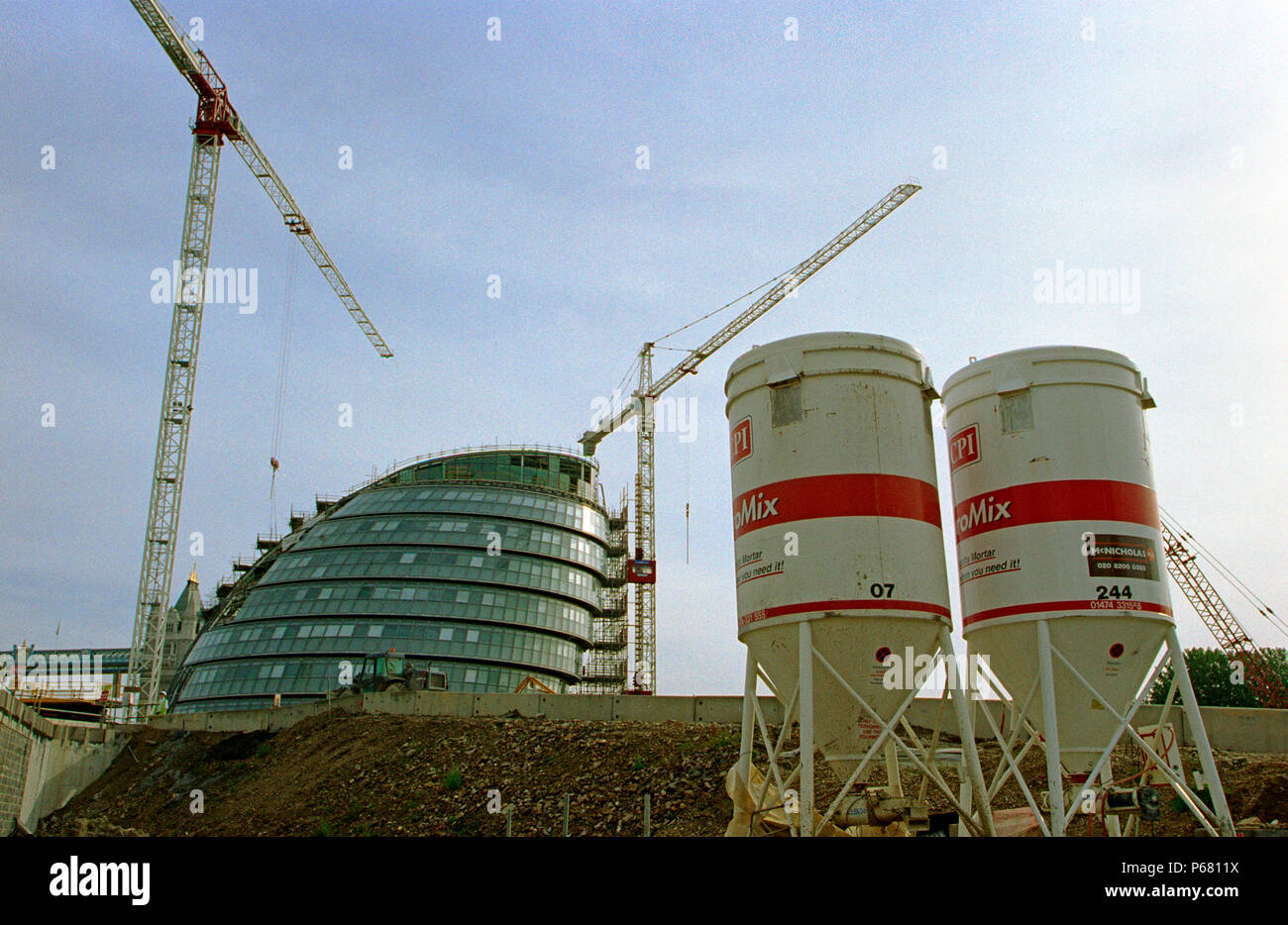Cement Silo Stock Photos Amp Cement Silo Stock Images Alamy