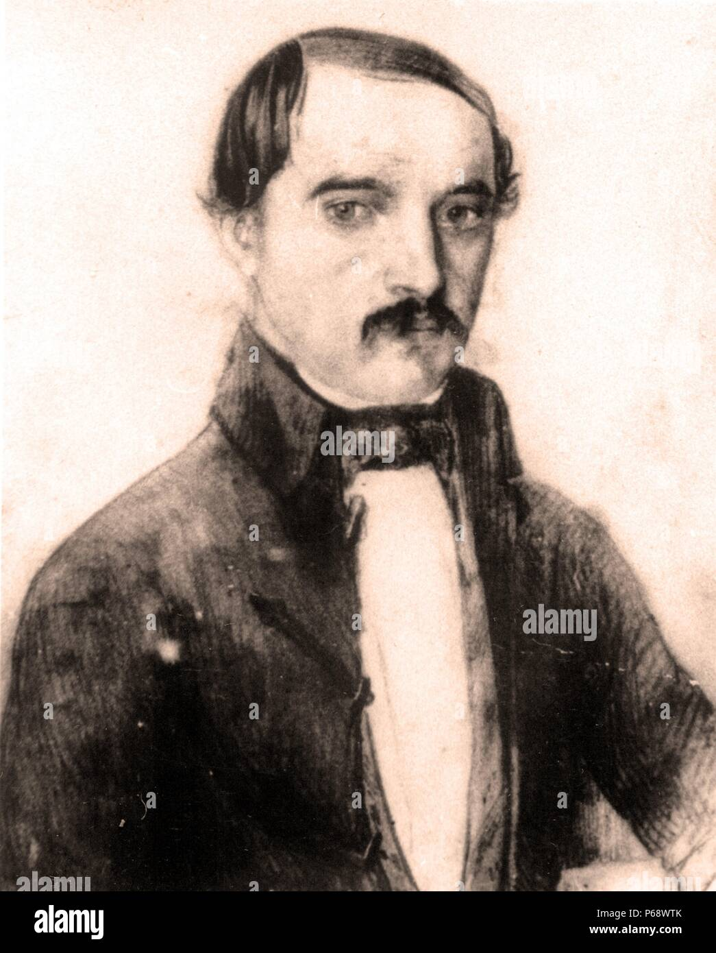 Jan S?omka (1842–1932)Polish mayor of Dzików in the late 19th and early 20th century. known for his memoir, From Serfdom to Self-Government: Memoirs of a Polish Village Mayor, with its descriptions of Polish peasant life from the time of Polish serfdom until after World War I. - Stock Image