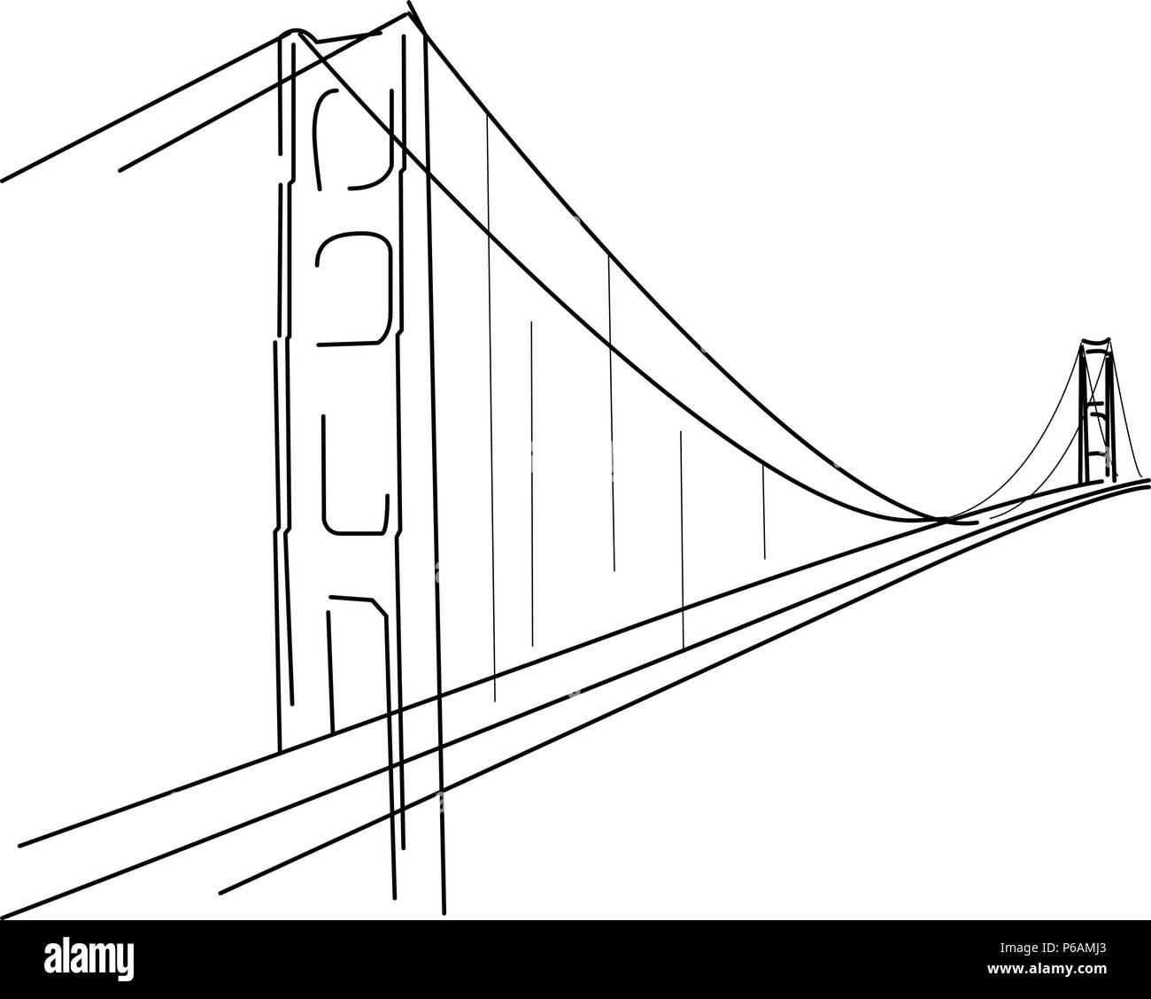 Bridge Stock Vector Images - Page 2 - Alamy