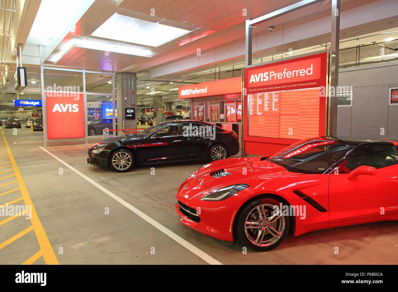 Avis Car Rental Stock Photos Amp Avis Car Rental Stock