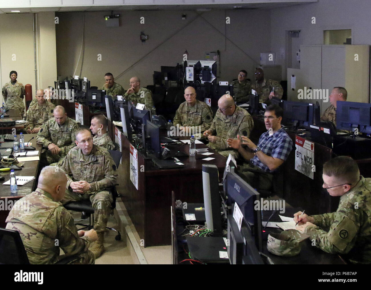 Army Prepositioned Stock Stock Photos & Army Prepositioned Stock