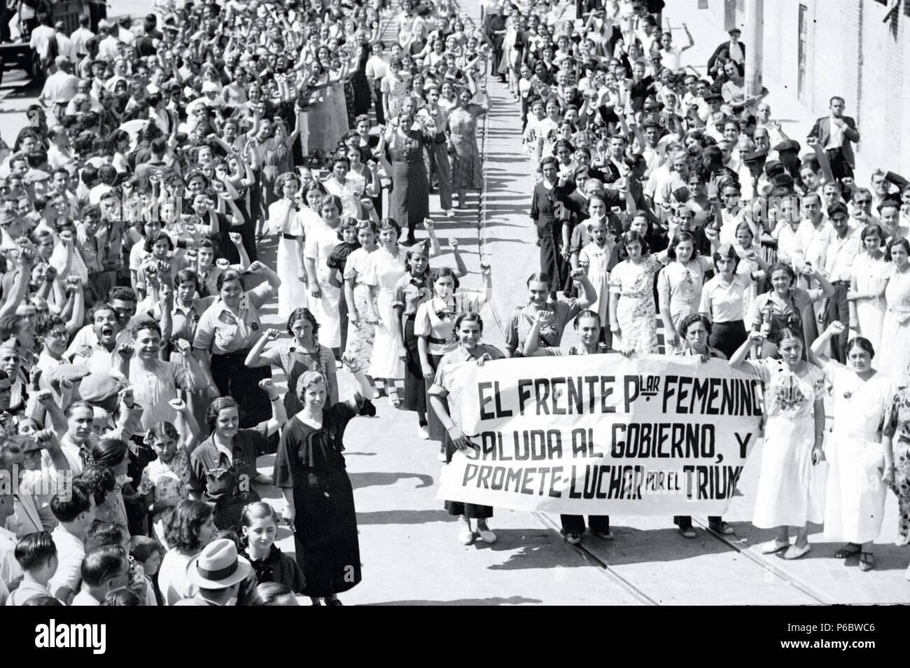 Lujoso Mujeres De La Guerra Civil Para Colorear Adorno - Ideas Para ...
