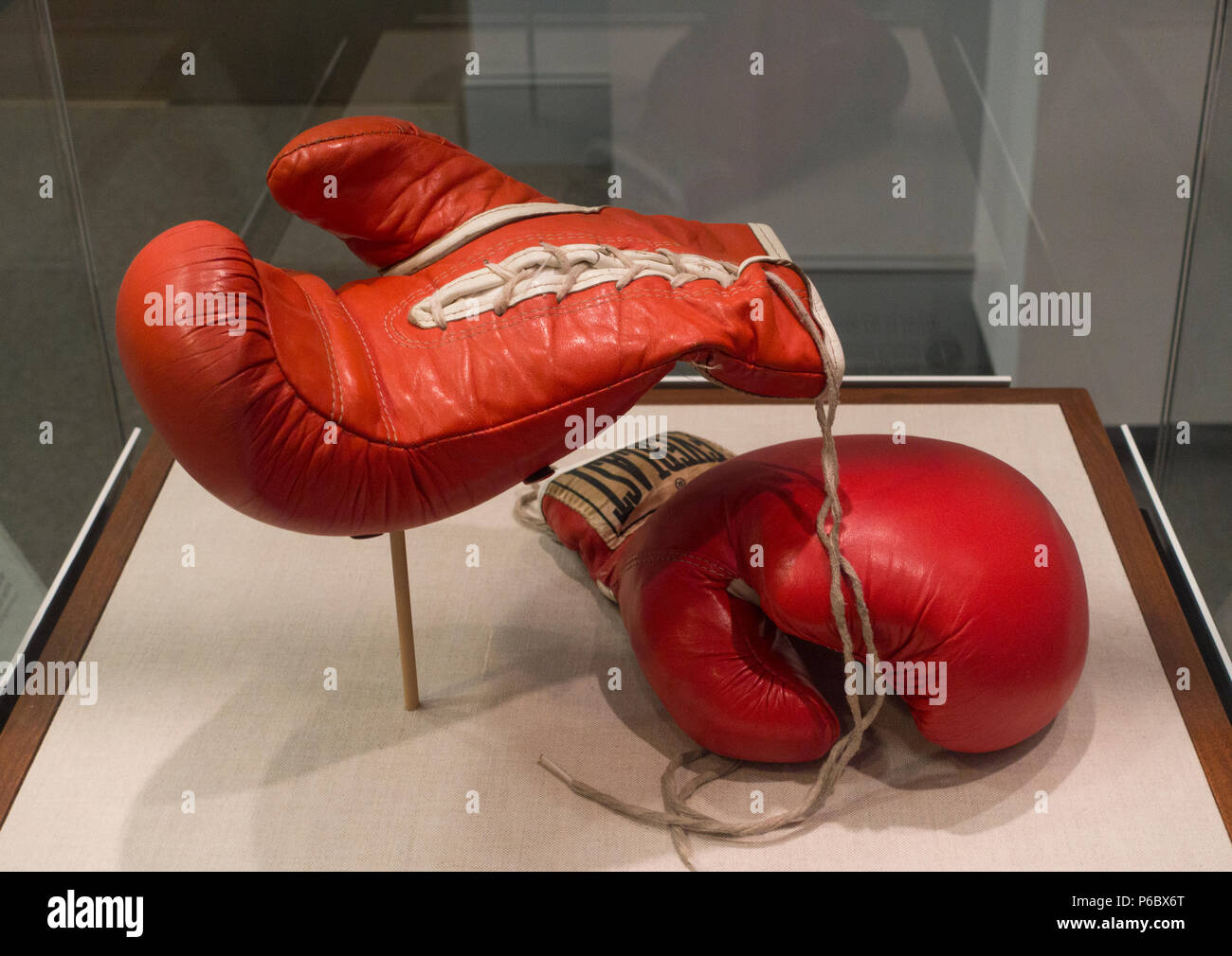 Philadelphia History Museum PA - Stock Image