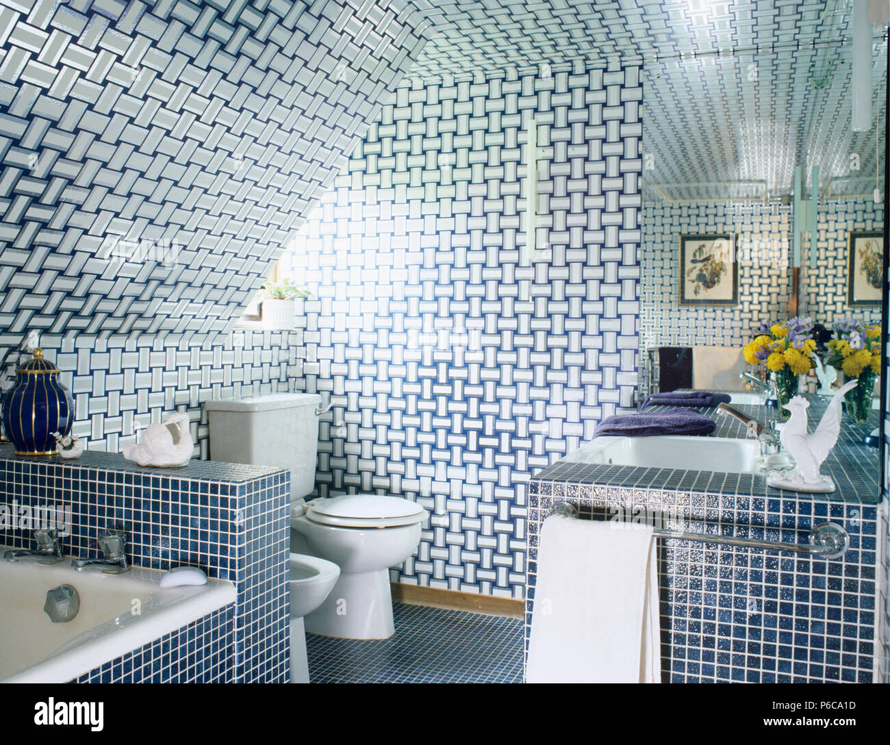 Retro Tiling Stock Photos & Retro Tiling Stock Images - Alamy