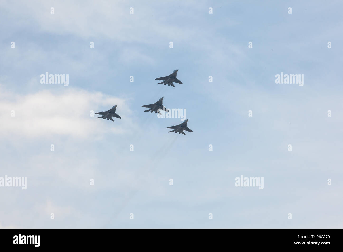 airplane, military aircraft Stock Photo